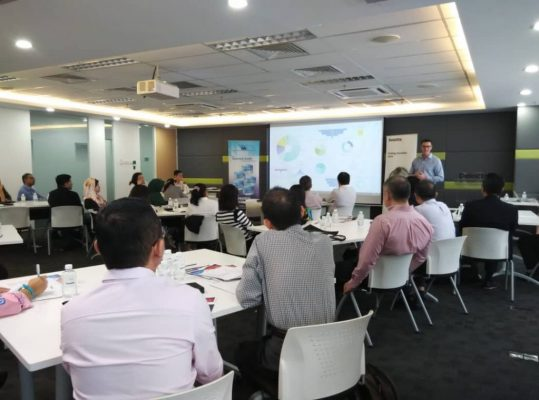 Internal Audit Analytics Session with Deloitte
