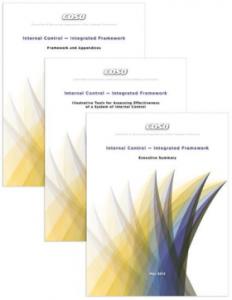 COSO – INTERNAL CONTROL – INTEGRATED FRAMEWORK: 2013 (FRAMEWORK)