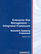 ENTERPRISE RISK MANAGEMENT – INTEGRATED FRAMEWORK