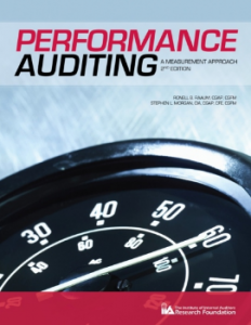 PERFORMANCE AUDITING: A MEASUREMENT APPROACH – 2ND EDITION