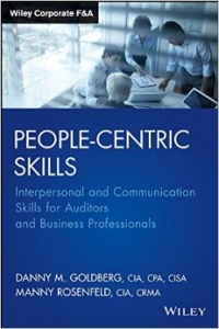 PEOPLE-CENTRIC SKILLS INTERPERSONAL AND COMMUNICATION SKILLS FOR AUDITORS AND BUSINESS PROFESSIONALS