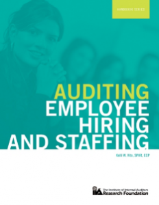 AUDITING EMPLOYEE HIRING AND STAFFING