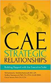 CAE STRATEGIC RELATIONSHIPS: BUILDING RAPPORT WITH THE EXECUTIVE SUITE