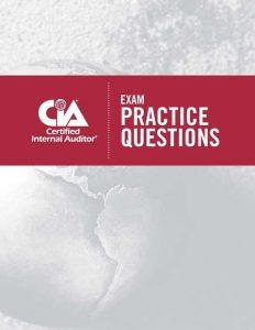 CIA Exam Practice Questions