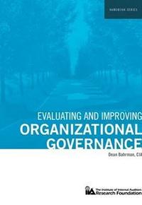 EVALUATING AND IMPROVING ORGANISATIONAL GOVERNANCE