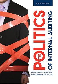 THE POLITICS OF INTERNAL AUDITING