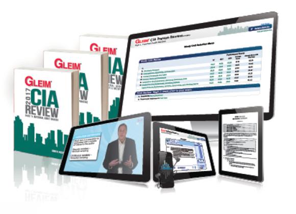 GLEIM PREMIUM CIA REVIEW SYSTEM