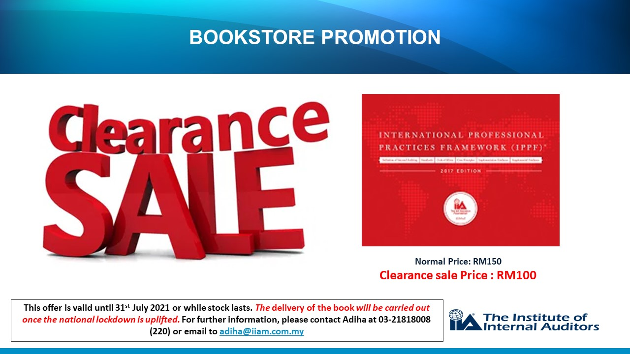 Clearance Sale -IPPF